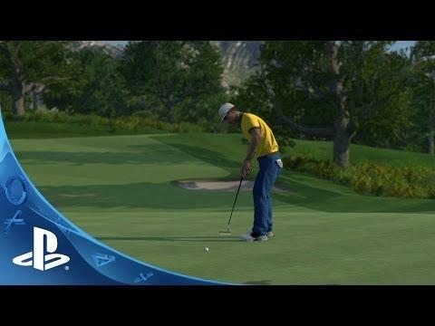 The Golf Club Trailer (PS4)