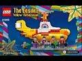 LEGO The Beatles Yellow Submarine Build