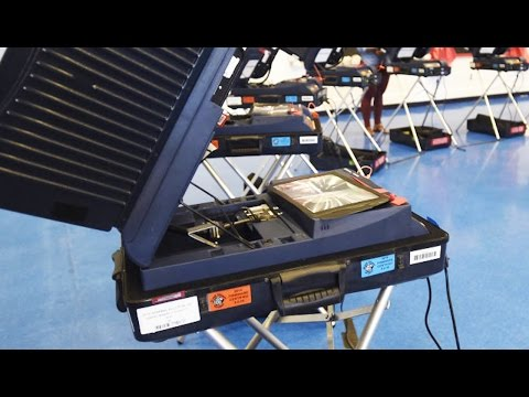 Voting Machines Stolen Right Before Georgia Special Election