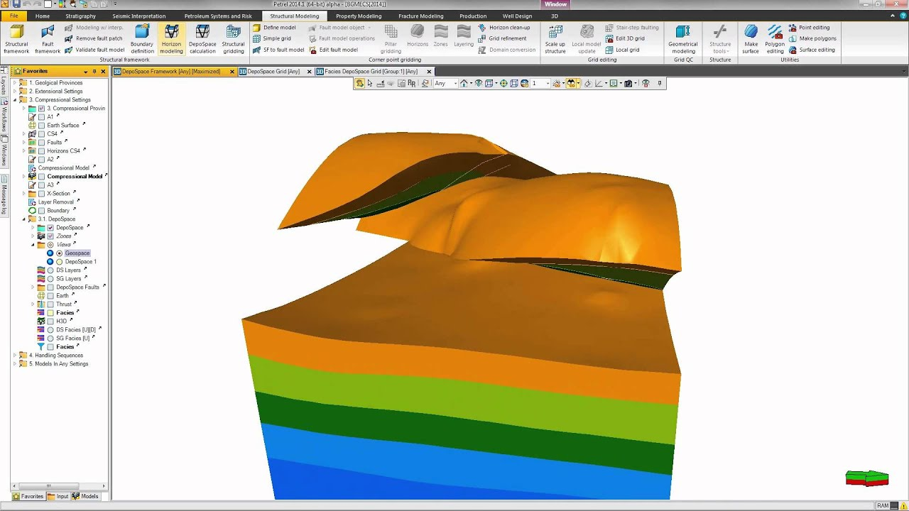 Mirage Technologies S.L. - 3D Publisher 1.0 for Petrel 2015 released!
