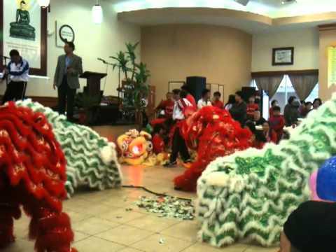 Mua Lan tai chua Viet Nam Tet 2011