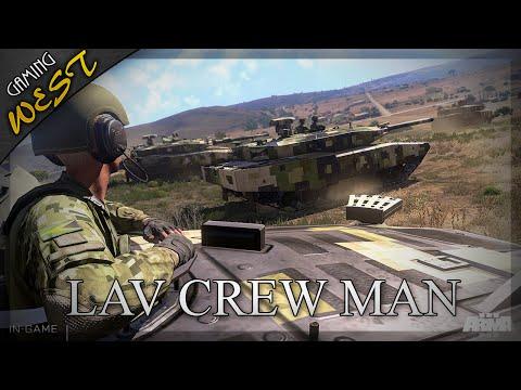 31st MEU - Operation Jungle Fever - LAV Crew Man