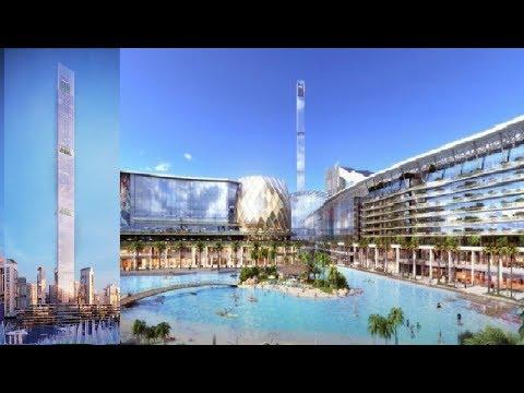 Dubai Meydan One MegaProject : UAE To Have World's Tallest Residential Building & Largest Ski Resort
