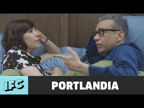 Fred Armisen & Carrie Brownstein Have Sex  Portlandia  IFC