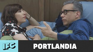 Fred Armisen & Carrie Brownstein Have Sex   Portlandia   IFC