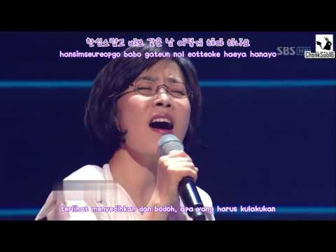 [My Girlfriend is a Gumiho OST] Lee Sun Hee - Fox Rain IndoSub (ChonkSub16)