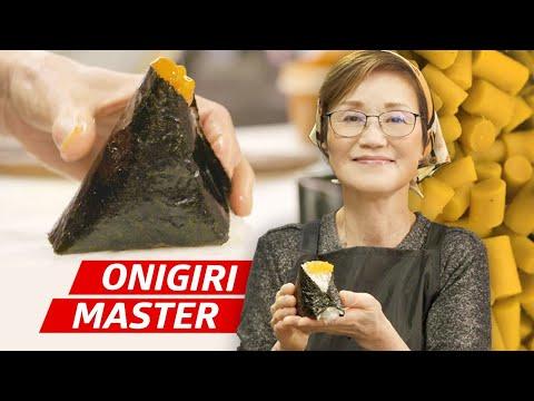 How Onigiri Master Yumiko Ukon Makes 500,000 Rice Balls a Year — First Person