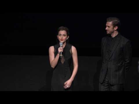Beauty and the Beast New York Premiere - Emma Watson, Dan Stevens, Josh Gad, Ewan McGregor