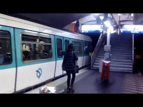 [Paris] Louis Blanc - MF77 (Ligne 7)