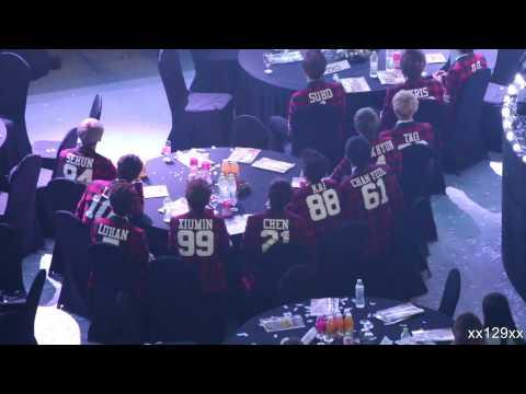 140123 Seoul Music Awards EXO Focus(SHINee-Why so serious)