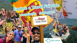 I Am a Blogger and I Create a Dream about #SoSriLanka