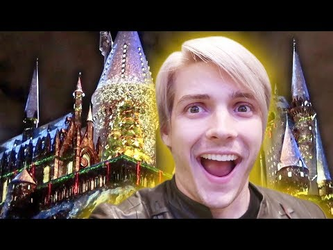 Download Youtube: VLOGMAS: CHRISTMAS IN HARRY POTTER LAND
