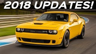 What's New for the 2018 Dodge Challenger Lineup? - New Models, Colors, & MORE!