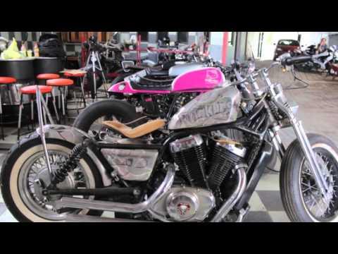 Rockers motorcycle custom bengkulu