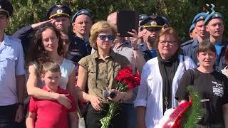 В Севастополе перезахоронили останки 147 защитников города