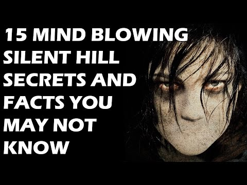 15 Mind Blowing Silent Hill Secrets And Facts You Probably Don't Know
