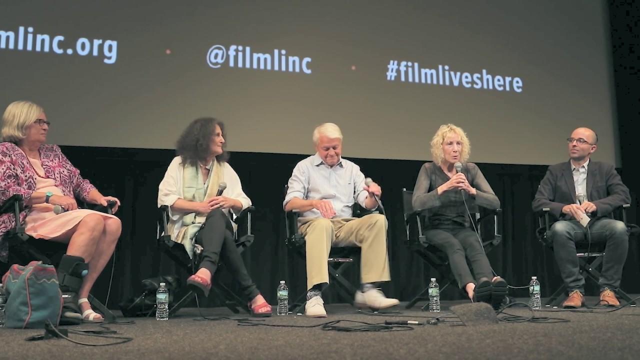 'Gimme Shelter' Panel | Saul Austerlitz & Crew