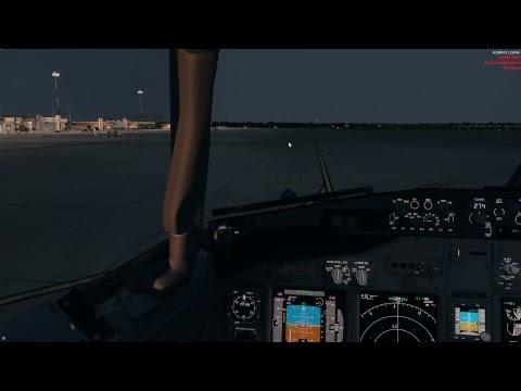 Royal Air Maroc Virtual Tutorial Flight Casablanca-Agadir on Prepar3D v3