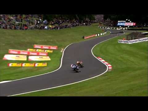 Race 1 Highlights, Round 8 Cadwell Park - MCE Insurance British Superbike Championship