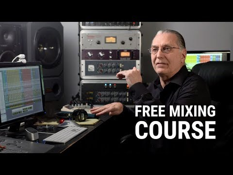 Free Mixing & Music Production Course – From Demo to Master