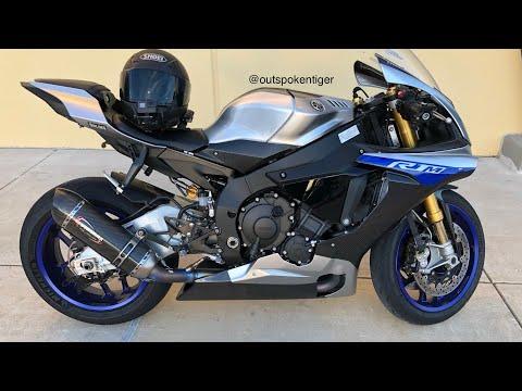 Yamaha R1M vs Kawasaki ZX10R vs BMW S1000RR - Throwback Vol 4