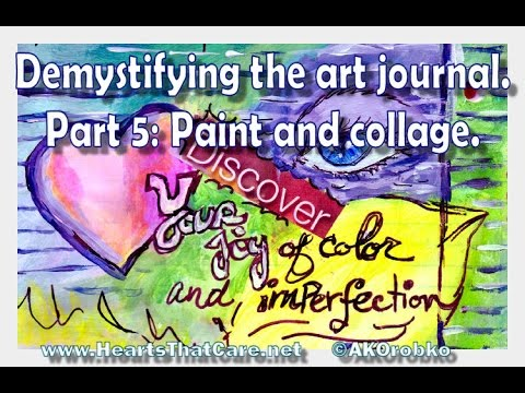 Dr. Angi's Notebook Art Journal