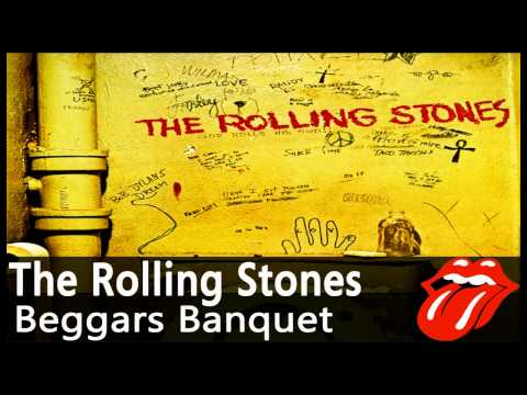 The Rolling Stones - Sympathy for the Devil [1968 HQ] - Stereo