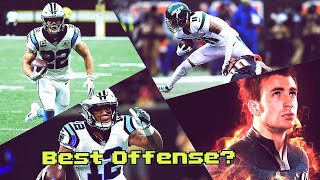 Will The Carolina Panthers Have The Best Offense In The NFC South?