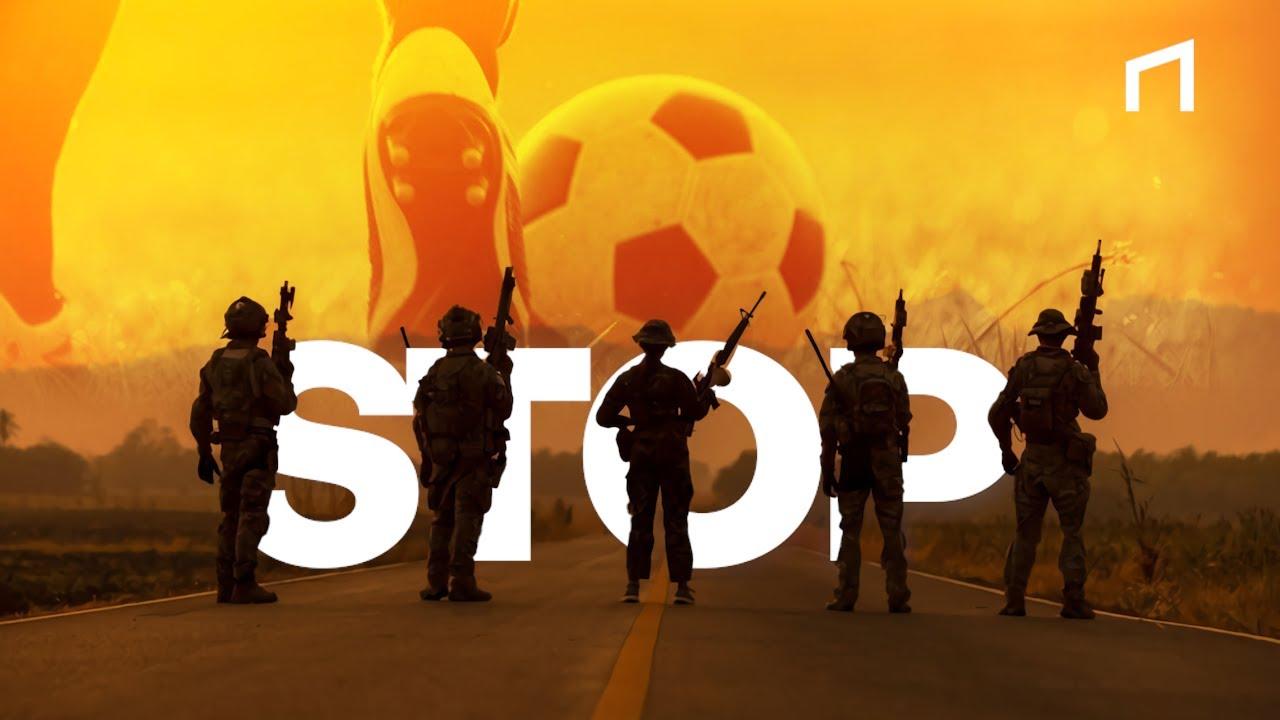 Ketika Sepak Bola Bikin Perang Berhenti Sejenak