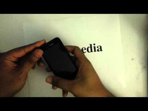 How to Factory Restore Hard Reset or Password Wipe the Htc Droid Incredible Verizon