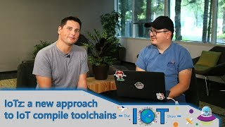 iotz: a new approach to IoT compile toolchains