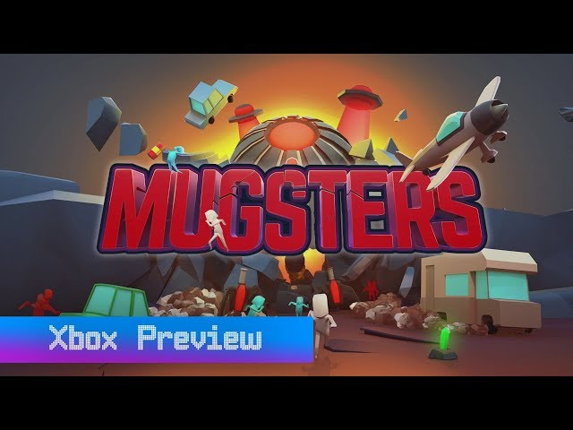 [Xbox Preview] Mugsters