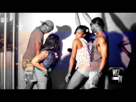 WIZTV The Cartels From The Back New Club Dance Prod By Dj Fresh Ft. Dj Sliink & Cartel Love Song
