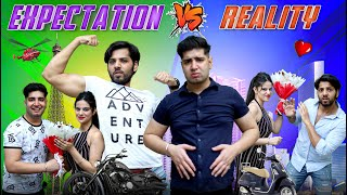 EXPECTATION vs REALITY || JaiPuru