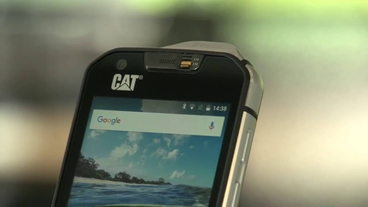 Cat® S60 How-to: Underwater Mode