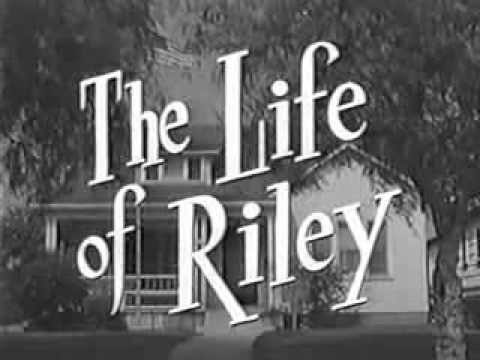 The Life Of Riley episode18 'Riley The Executive Type' (video)