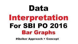 Data Interpretation Shortcuts for SBI PO Part - 3 | In Hindi
