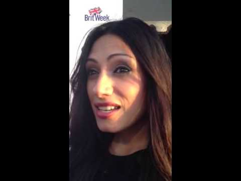 Tehmina Sunny @ Stacey Jackson's Britweek concert for Breas