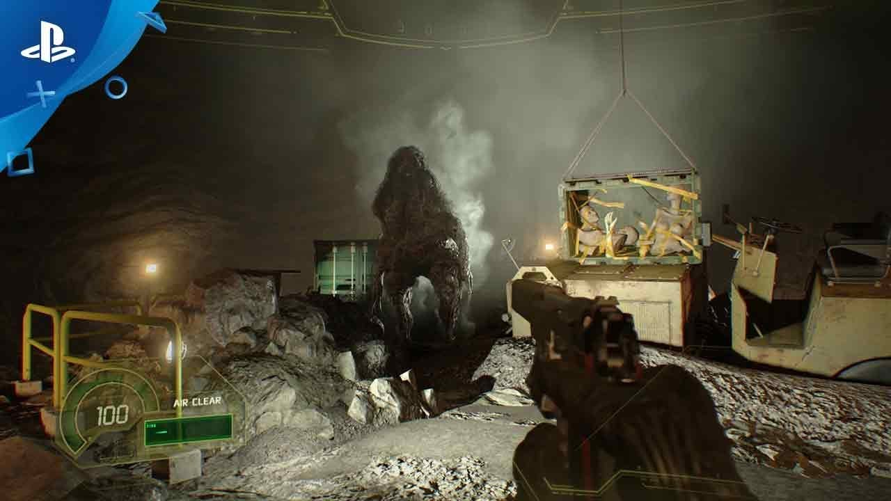 PS4《RESIDENT EVIL 7 biohazard Gold Edition》宣傳影像