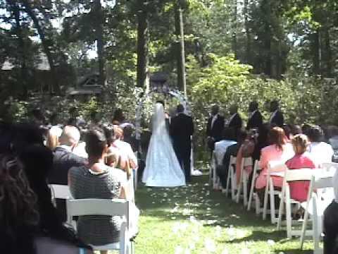 Charis & Duwayne Wedding Ceremony Reading, Unity C...