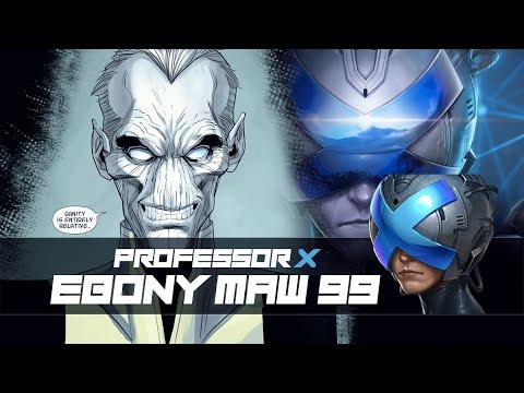 Professor X vs Ebony Maw 99 [v600] | MARVEL Future Fight from YouTube · Duration:  5 minutes 55 seconds