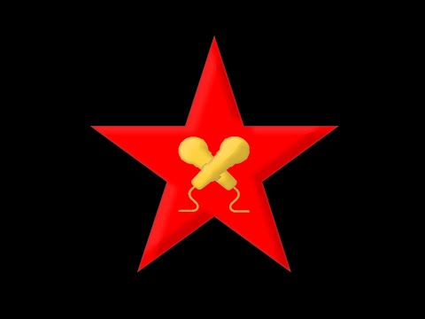 One hour of communist rap music / Hodina komunistického rapu