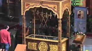 Всенощное бдение в храме Успения Пресвятой Богородицы