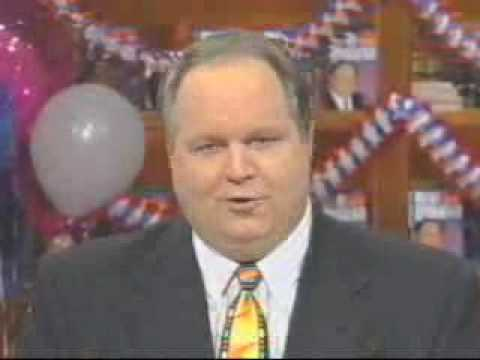 Rush Limbaugh TV- The Day After: Republican Revolution 1994