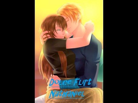 dolce flirt nathaniel bacio divino
