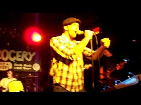 Greg Phelps at Arlene's World Famous Rock Band Karaoke