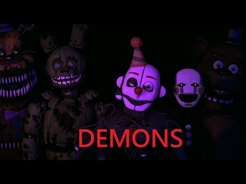 [SFM FNAF] DEMONS