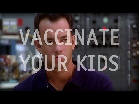 Apollo 13 Measles Vaccine PSA