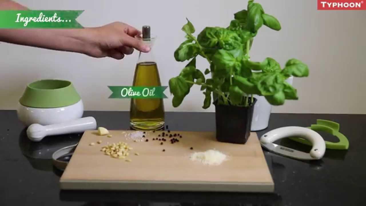 how to make pesto sweeter