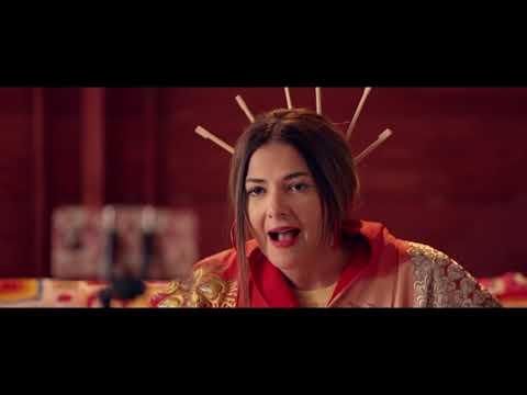 هتموت من الضحك مع دنيا سمير غانم لما عملت سوشي بطريقة محشي ورق العنب😂😂من مسلسل بدل الحدوتة ٣